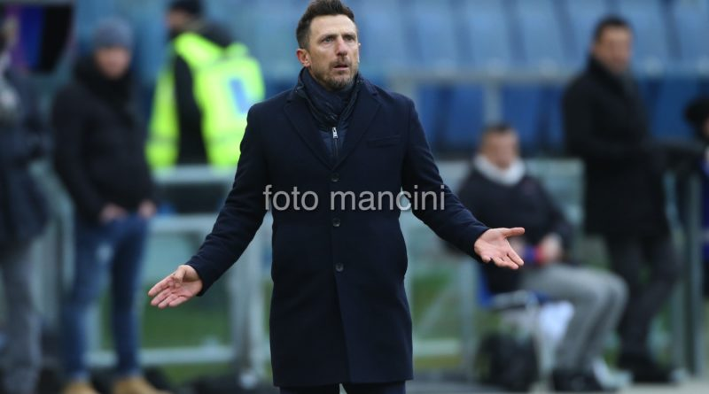 Cagliari raggiunto dallo Spezia in pieno recupero (2-2)