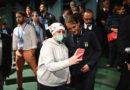 Emozione e gioia: la Nazionale in visita al Bambin Gesù