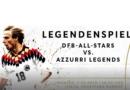Azzurri Legends, pari show in Germania: 3-3 a Furth