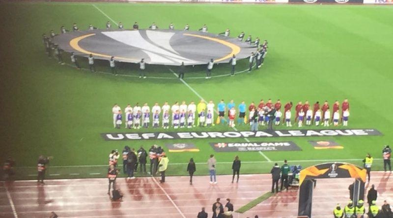Europa League. La Roma non sfonda ma accede agli sedicesimi