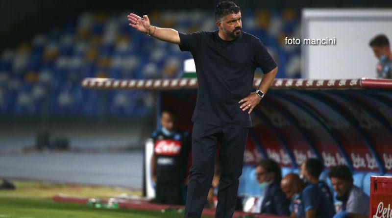 Il Napoli subisce la reazione del Bologna e s'accontenta